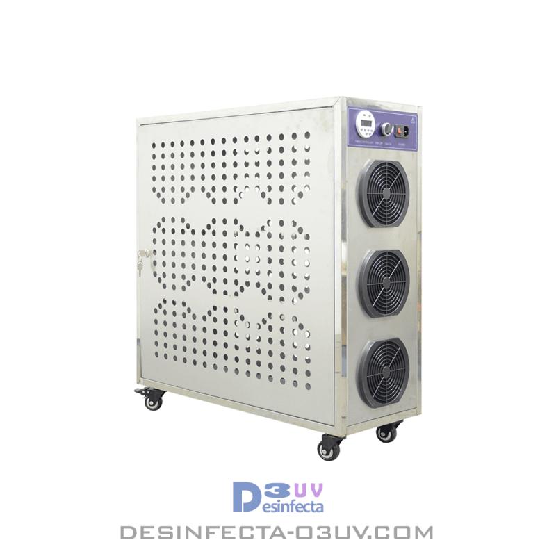 Generador de Ozono 450W -  Serie IND hasta 40g/h. Es ungenerador de ozono industrial para uso profesional y portátil, apto para