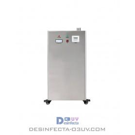 Desinfección con Ozono 550W