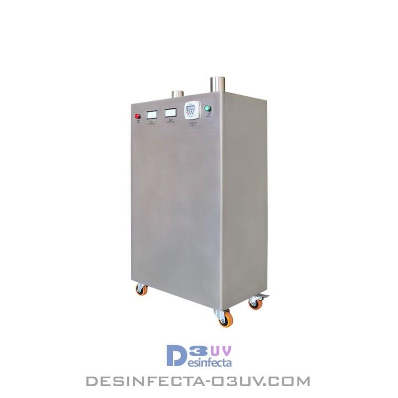 Generador de Ozono 1115W -  Serie INDPLUS 80g/h.  Estegenerador deozonoindustrialcomprime el aire concentrando eloxigeno.