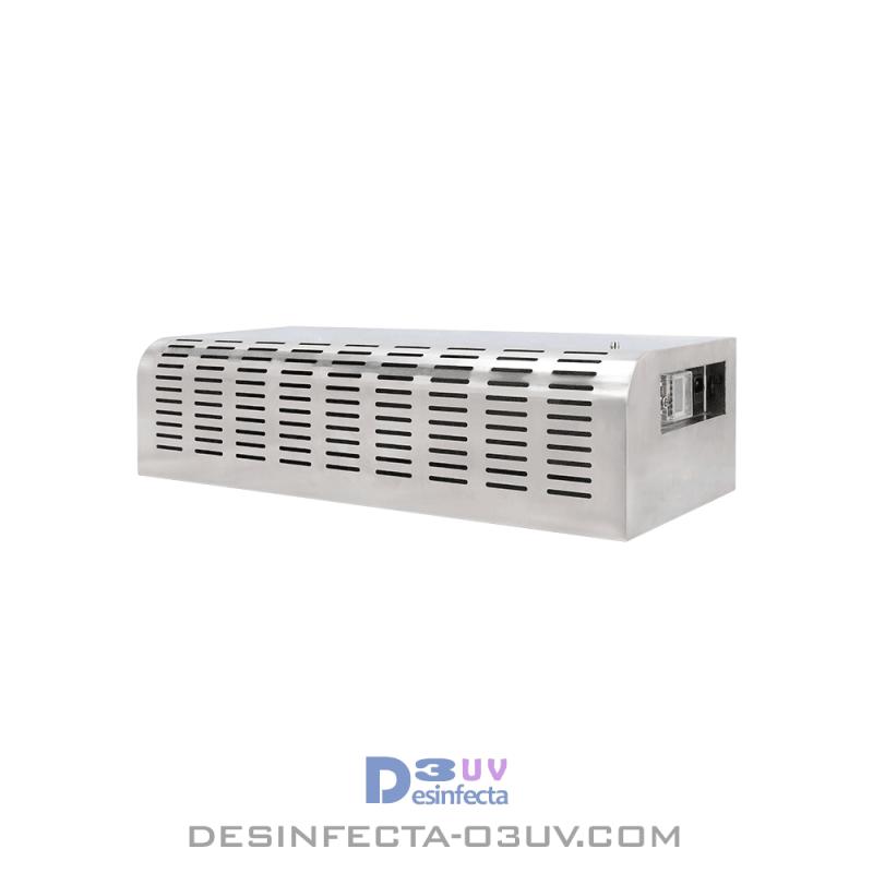 Máquina de Ozono 325W -  Serie PUB PLUS 20g/h.   Esta máquina es un generador deozono profesional con tecnología de placas cer