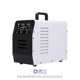Generador de Ozono 130W -  Serie PRT hasta 6g/h.   Estegenerador deozono portatilcomprime el aire concentrando eloxigeno. El