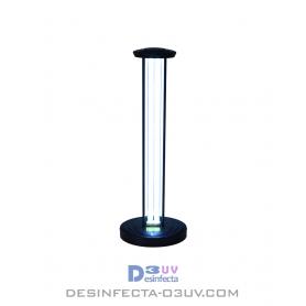 Luz UV desinfección 65W -  Serie LAMhasta 10m2  Esta luz UV para la desinfección pertenece al grupo delámparas UV. La desinfec
