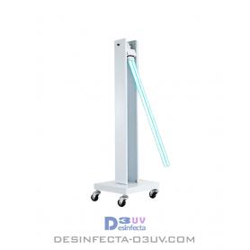 Lámpara ultravioleta desinfección 100W