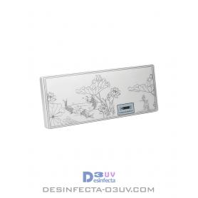 Esterilización con UV 280W -  Serie PAR hasta 100m3   Este sistema de esterilización conUV pertenece al grupo de purificadores