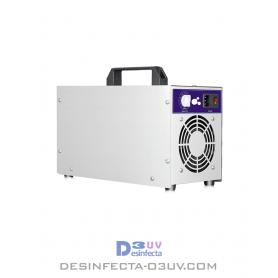 Desinfección Ozono 20gr/h. 180W
